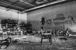 Zarin Walker Photography - Abandoned Chair